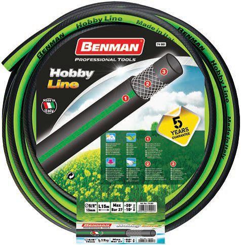 Benman hobby line