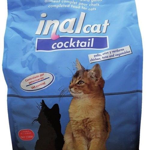 b486c987e1e7 Inalcat cocktail 4kg οικονομική ξηρά τροφή για γάτες