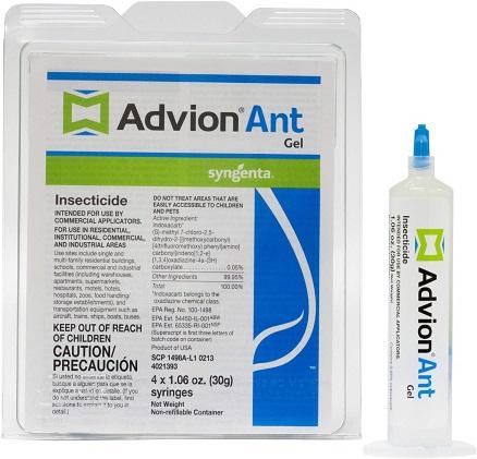 Advion ant