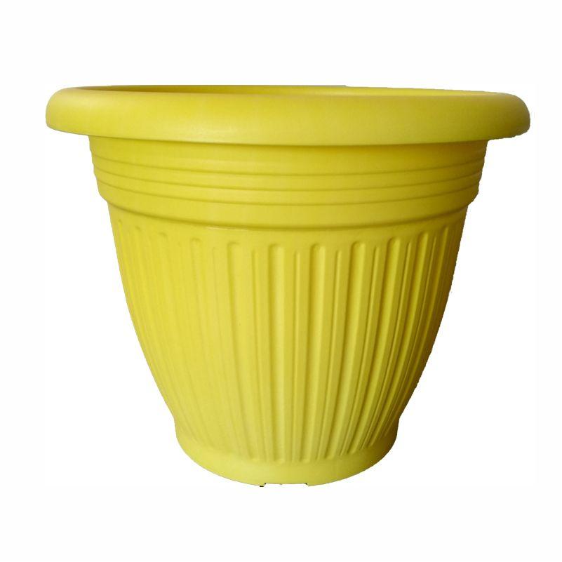 Γλάστρα κίτρινη