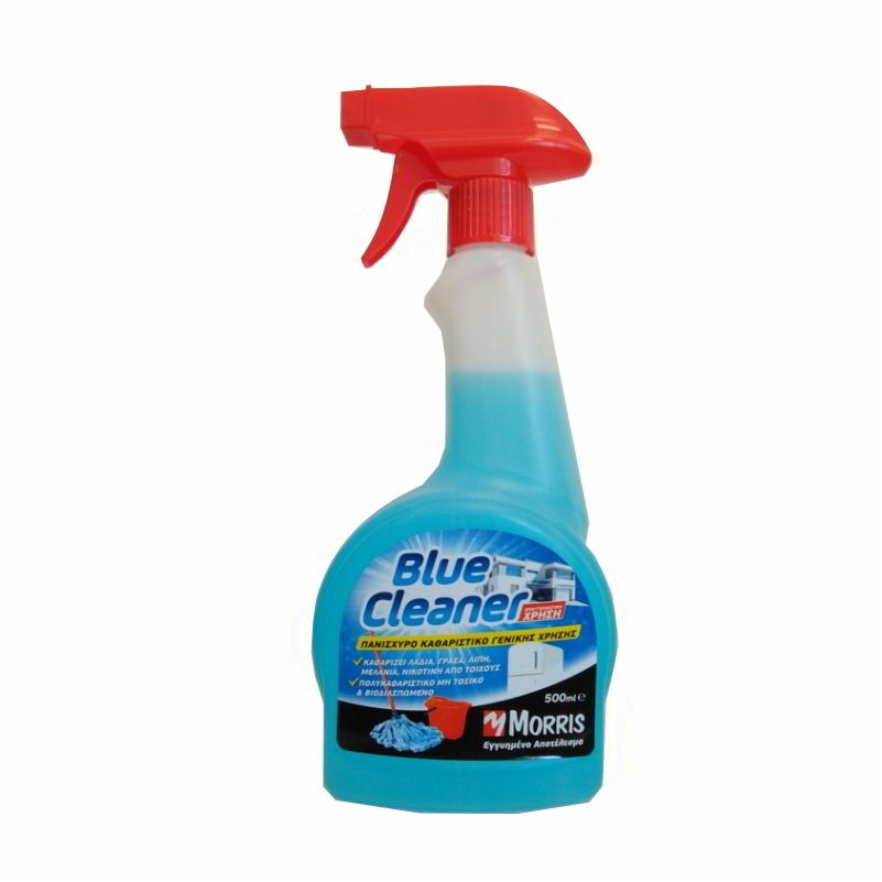blue cleaner