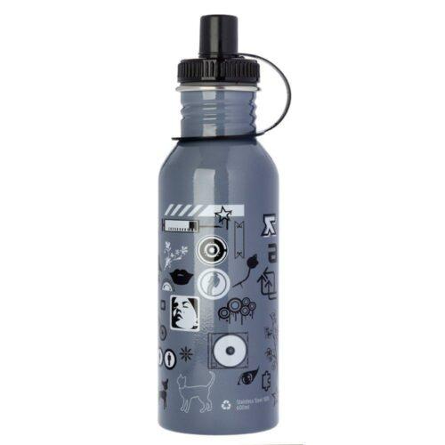 ανοξείδωτο μπουκάλι